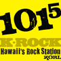 101.5 K-Rock Hawaii's Rock Station