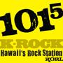 101.5 K-Rock Hawaii's Rock Station
