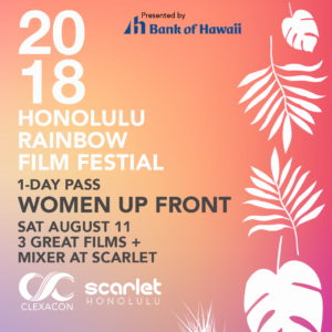 ClexaCon at 2018 Honolulu Rainbow Film Festival